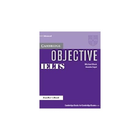 Objective Ielts Advanced Teachers Book Pdf