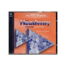 New Headway Intermediate Third Edition Class Audio CDs (2)