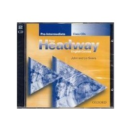 New Headway Pre-Intermediate Class Audio CDs (2)