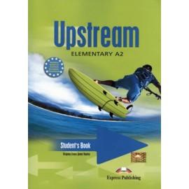 Upstream Elementary Student's Book + CD