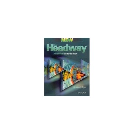 New Headway Advanced Student's Book Oxford University Press 9780194369305