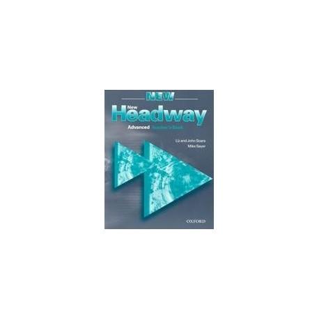 New Headway Advanced Teacher's Book Oxford University Press 9780194369312