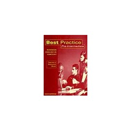 Best Practice Pre-Intermediate Teacher's Resource Book