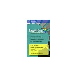 Best Practice Upper-Intermediate Assessment CD-ROM + Exam View