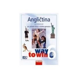 Angličtina Way to Win 6 učebnice