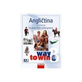 Angličtina Way to Win 8 učebnice