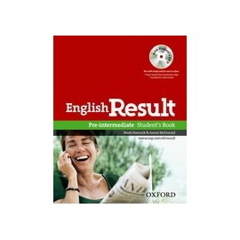English Result Pre-intermediate Student's Book + DVD-ROM