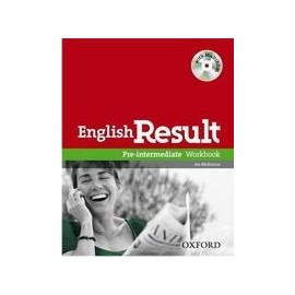English Result Pre-intermediate Workbook witk key + MultiROM Pack