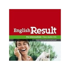 English Result Pre-intermediate Class Audio CD