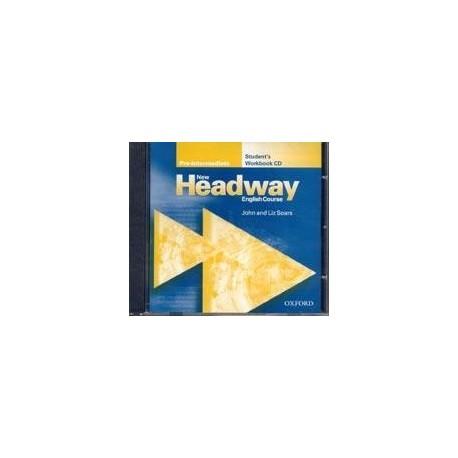 New Headway Pre-Intermediate Student's Workbook Audio CD Oxford University Press 9780194376280