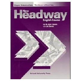 New Headway Upper-Intermediate Workbook Without Key