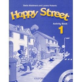 Happy Street 1 Activity Book + MultiROM