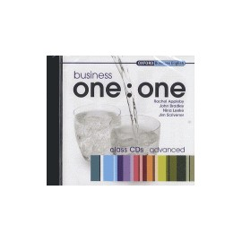 Business one:one Advanced Audio CDs