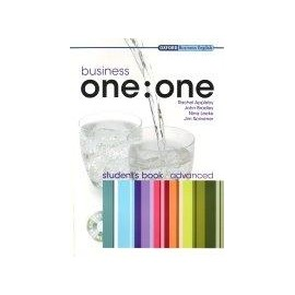 Business one:one Advanced Student's Book + MultiROM
