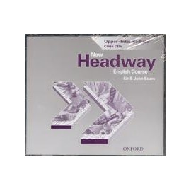 New Headway Upper-Intermediate Class Audio CDs (3)