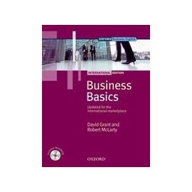 Business Basics International Edition Student's Book + MultiROM
