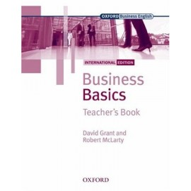 Business Basics International Edition Teacher's Book