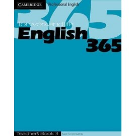 English 365 Level 3 Teacher's Book