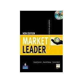 New Market Leader Elementary Course Book with Self-study CD-ROM