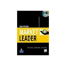 New Market Leader Elementary Course Book with Self-study CD-ROM and Class CD