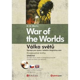 War of the Worlds / Válka světů + MP3 Audio CD
