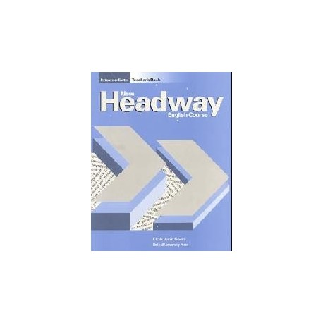 New Headway Intermediate Teacher's Book Oxford University Press 9780194702249