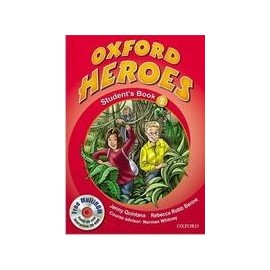 Oxford Heroes 2 Student´s Book + MultiROM