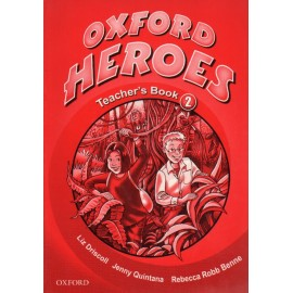 Oxford Heroes 2 Teacher´s Book