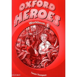 Oxford Heroes 2 Workbook