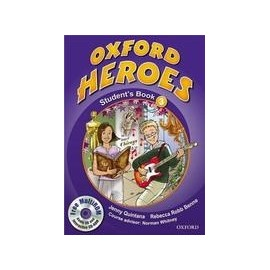 Oxford Heroes 3 Student´s Book + MultiROM