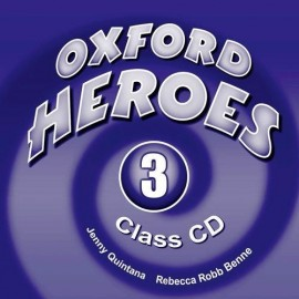 Oxford Heroes 3 Class CDs