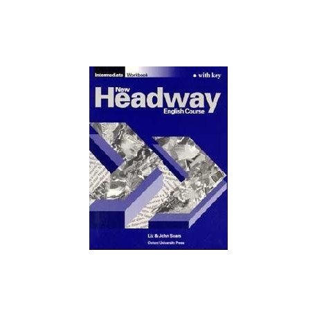 New Headway Intermediate Workbook with Key Oxford University Press 9780194702256