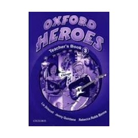 Oxford Heroes 3 Teacher´s Book