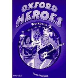 Oxford Heroes 3 Workbook