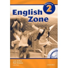 English Zone 2 Workbook + CD