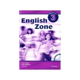 English Zone 3 Workbook + CD