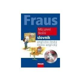 Můj první školní slovník anglicko-český, česko-anglický