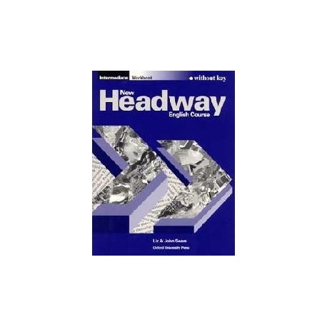New Headway Intermediate Workbook without Key Oxford University Press 9780194702263