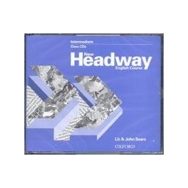New Headway Intermediate Class Audio CDs (3)