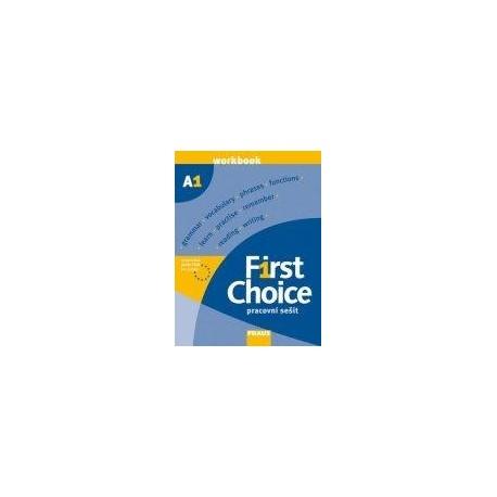 First Choice A1 pracovní sešit Fraus 9788072386321