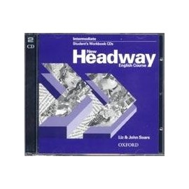 New Headway Intermediate Student's Workbook Audio CDs (2)