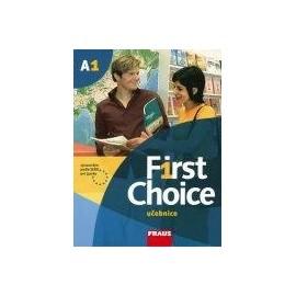First Choice A1 učebnice + CD