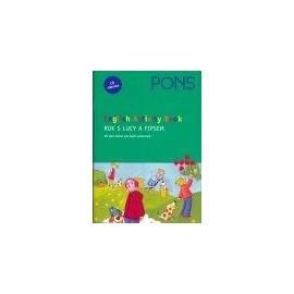 English Activity Book - Rok s Lucy a Fipsem + CD