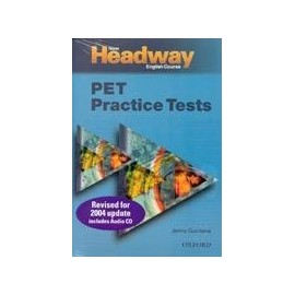 New Headway PET Practice Tests - Student's Book and Audio CD