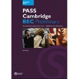 PASS Cambridge BEC Preliminary Student's Book