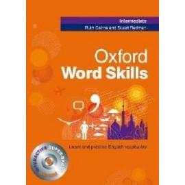 Oxford Word Skills Intermediate + CD-ROM