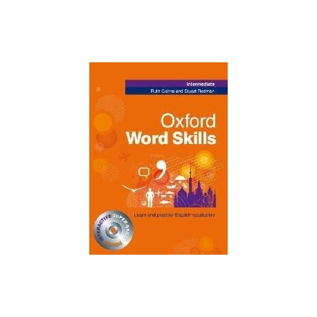 Oxford Word Skills Intermediate + CD-ROM Oxford University Press 9780194620079