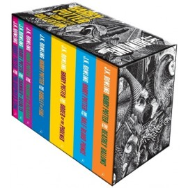 The Complete Harry Potter Collection New Edition