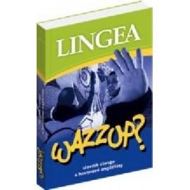 Lingea: WAZZUP? Slovník slangu a hovorové angličtiny