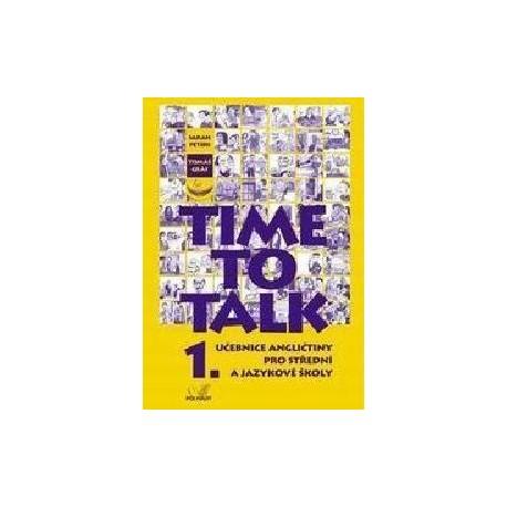 Time to Talk 1 Kniha pro studenty Polyglot 9788086195117